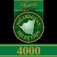 Famous Nicaraguan Selection 4000