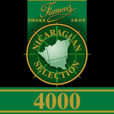 Famous Nic 4000 Sixty 5 Pack - CI-FN4-60N5PK - 400