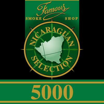 Famous Nicaraguan Selection 5000