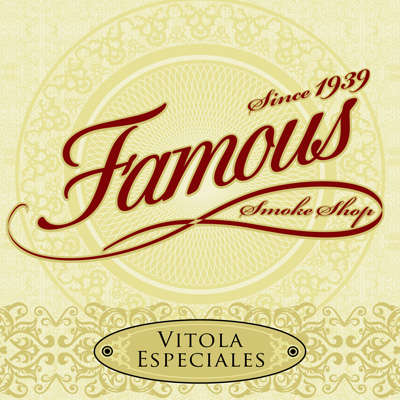 Famous Vitolas Especiales Churchill Logo