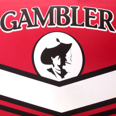 Gambler Pipe Tobacco Regular 16 ounce Logo