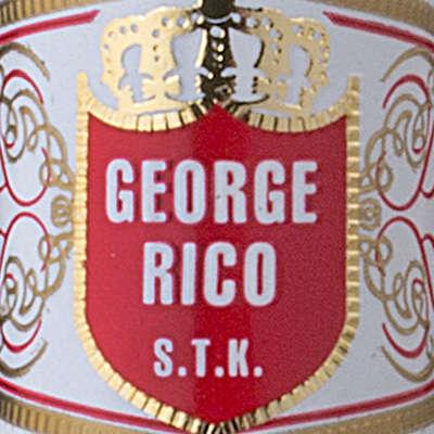 George Rico Miami STK American Puro Robusto 5 Pack - CI-GAP-ROBN5PK - 400