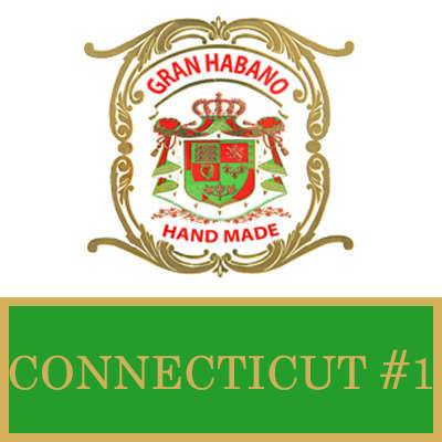 Gran Habano No. 1 Connecticut Pyramid Logo