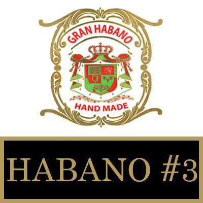 Gran Habano #3 Habano Gran Robusto Logo