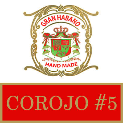 Gran Habano Corojo No. 5 Czar Logo