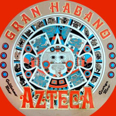 Gran Habano Azteca El Aguila Logo