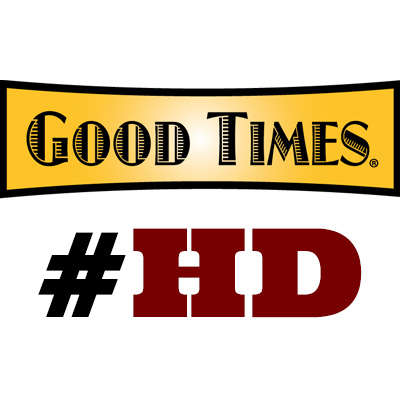Good Times #HD Red Logo