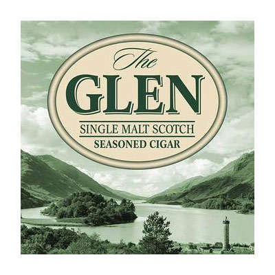 The Glen Single Malt Toro Logo