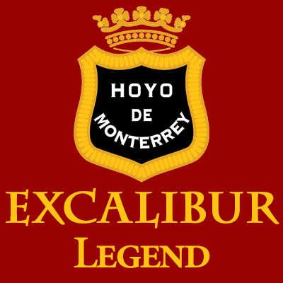 Excalibur Legend by Hoyo de Monterrey