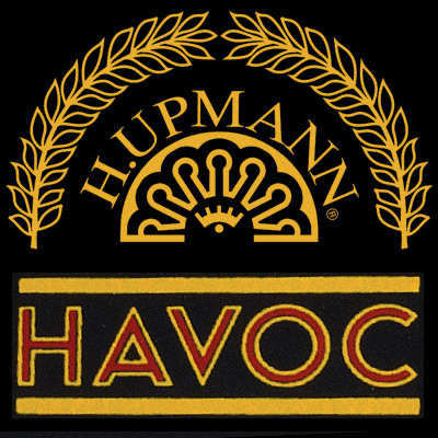 H Upmann Havoc Churchill 5 Pack Logo