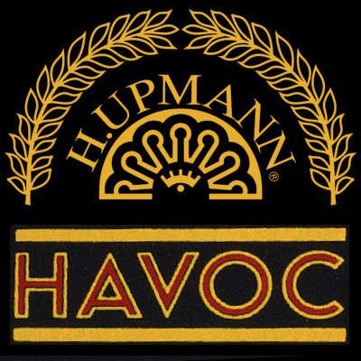 H Upmann Havoc Toro Logo