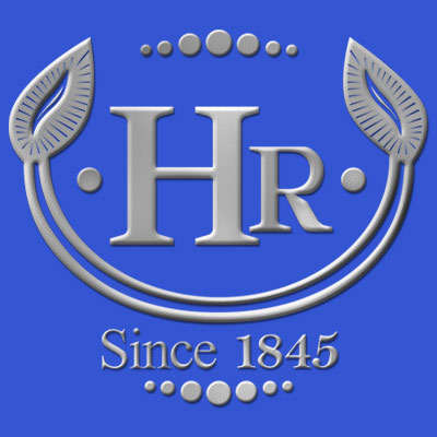 HR Blue Gordo Logo
