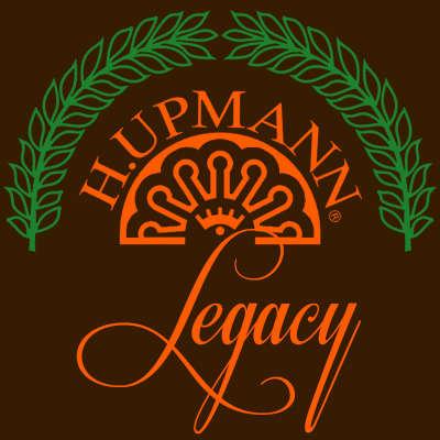 H Upmann Legacy Corona Logo