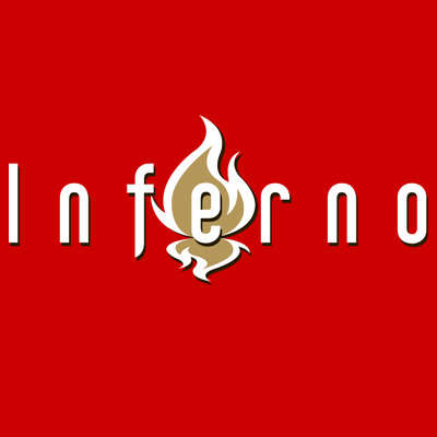 Inferno By Oliva Toro Logo
