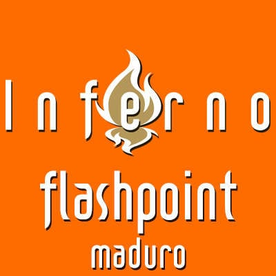 Inferno Flashpoint Maduro Churchill Logo