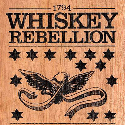 Intemperance Whiskey Rebellion 1794 Jefferson 10 Pack - CI-IWR-JEFFN10P - 400