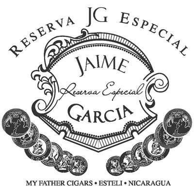 Jaime Garcia Reserva Especial Toro Gordo Logo