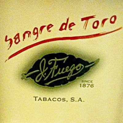 J Fuego Sangre De Toro 5 Pack
