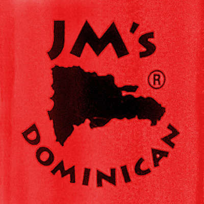 JM's Dominican Corojo Churchill Logo