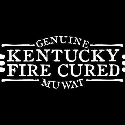 Kentucky Fire Cured Delfinas Logo