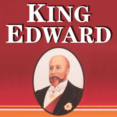 King Edward Filtered Little Cigars 10/20 Logo