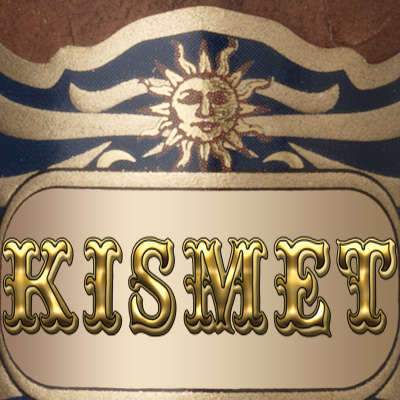 Kismet Test Flight Logo