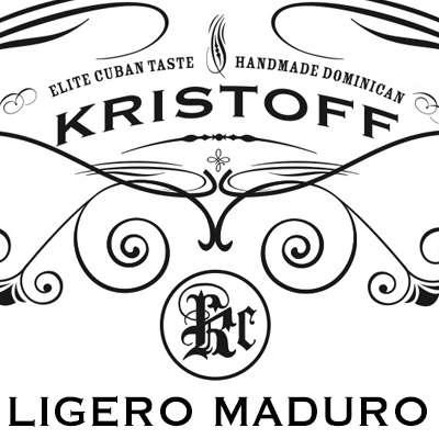 Kristoff Ligero Maduro Matador 5 Pack Logo