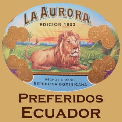 La Aurora Preferidos Emerald Ecuadorian Sungrown Cigars Online for Sale