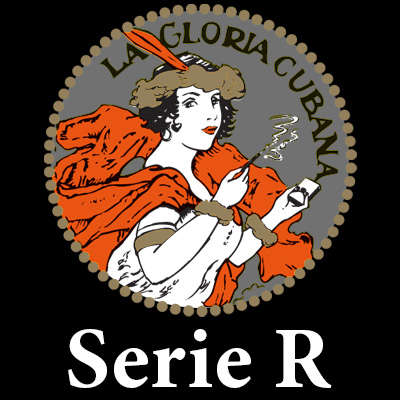 La Gloria Cubana Serie R Black No. 64 5 Pack