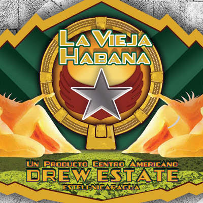 La Vieja Habana Brazilian Maduro Gordito Rico 5 Pack - CI-LBM-GORM5PK - 75