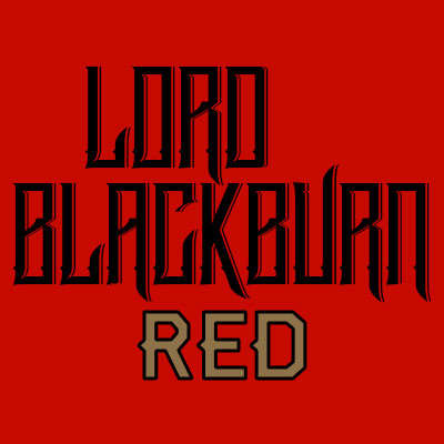 Lord Blackburn Red