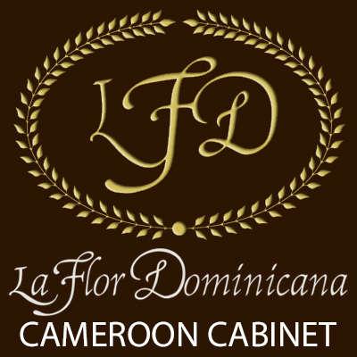 La Flor Dominicana Cameroon Cabinet