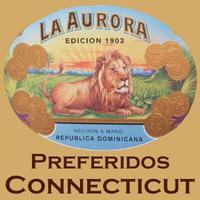 La Aurora Preferidos Sapphire Connecticut Shade