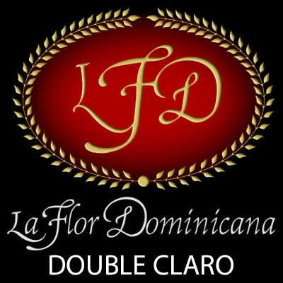 La Flor Dominicana Double Claro