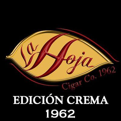 La Hoja Edicion Crema 1962 Toro Gordo No. 6 - CI-LEC-TORG10N - 400