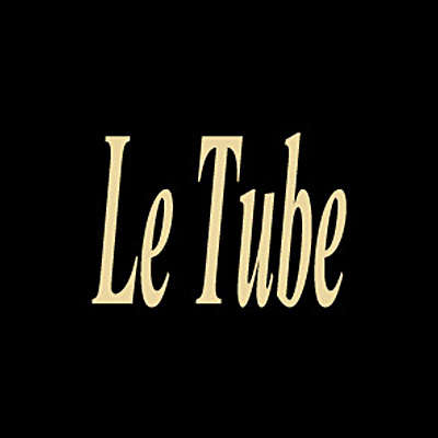 Le Tube 3 Cigar Pocket Cigar Case Logo