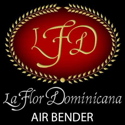 La Flor Dominicana Air Bender Poderoso Tubo 5 Pack