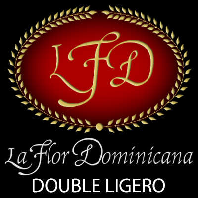 La Flor Dominicana Double Ligero Churchill Logo