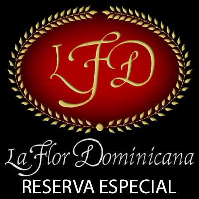 La Flor Dominicana Reserva Especial El Jocko Logo