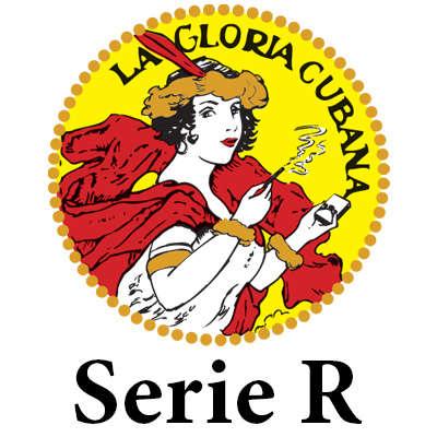 La Gloria Cubana Serie R No. 7 5 Pack Logo