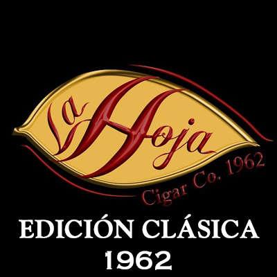 La Hoja Edicion Clasica 1962 No. 6 Toro Gorda - CI-LHC-TGOR20M - 400
