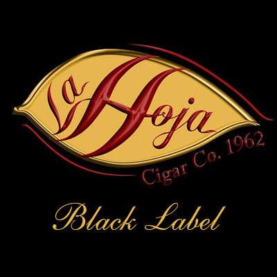 La Hoja Black Label