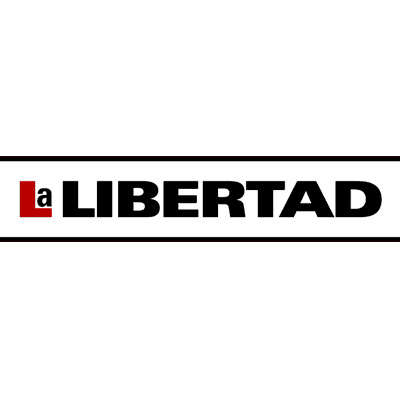 La Libertad Churchill Logo