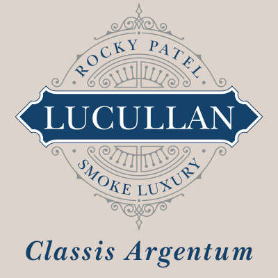 Lucullan Classis Argentum by Rocky Patel Cigars Online for Sale