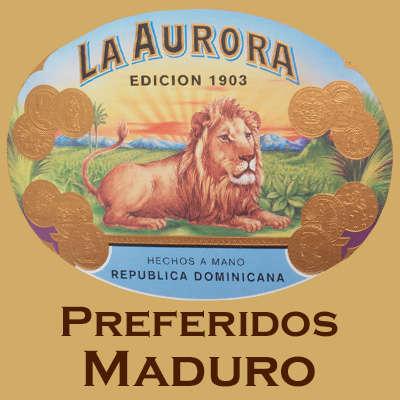La Aurora Preferidos Maduro Toro - CI-LPM-TORMZ - 400