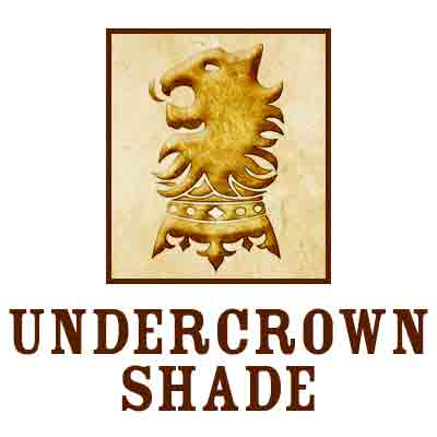 Undercrown Shade Flying Pig Logo