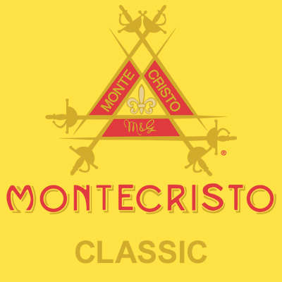 Montecristo Classic No. 2 (Box Pressed) Jar Logo