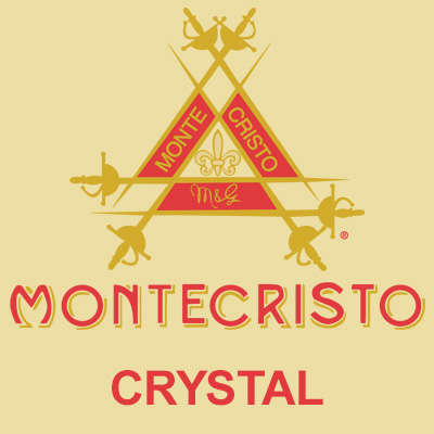 Montecristo Crystal Seleccion Churchill Logo