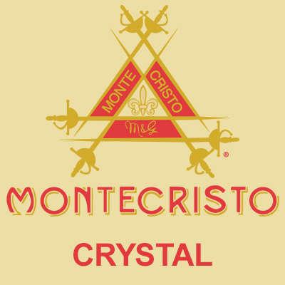 Montecristo Crystal Seleccion Churchill 5 Pack