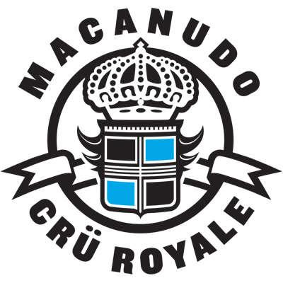 Macanudo Cru Royale Poco Gordo 5 Pack Logo